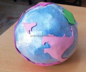 Preschool Earth Day Craft