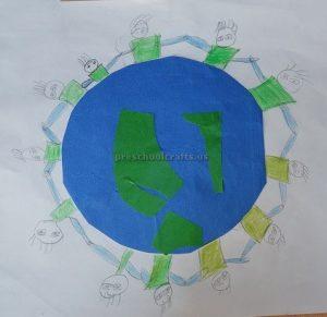 Preschool Earth Day Craft Ideas - Happy Earth Day