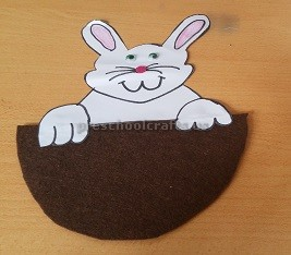 Preschool Easter Bunny Craft Ideas