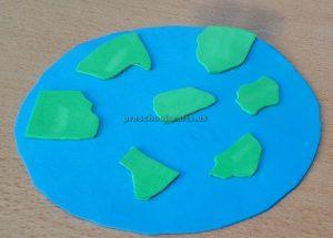 Preschool Happy Earth Day Craft