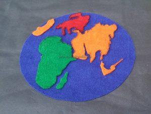 Preschool Happy Earth Day Craft Ideas