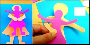 Preschool mothers day flower crafts ideas