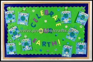 earth day bulletin board ideas for kids