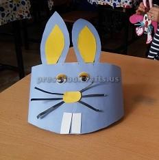 easter bunny craft ideas for kindergarten