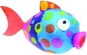 egg fish craft ideas for preschool - happy easter colored egg crafts ideas