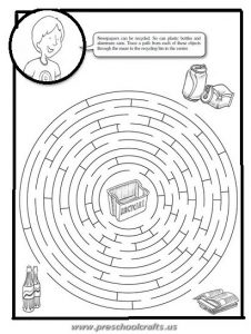 happy earth day free worksheets for preschool