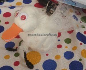 Duck craft ideas for pre-school