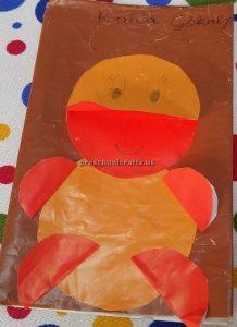 Duck craft ideas for pre school
