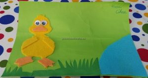 Duck craft ideas for preschool