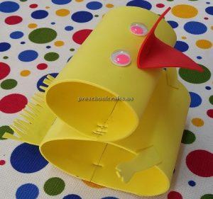 Duck craft ideas for preschooler