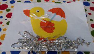 Duck craft ideas for preschoolers