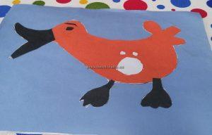 Duck craft ideas kindergarten - paper cup craft for preschooler