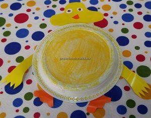 Duck paper plate craft ideas for preschool and kindergarten