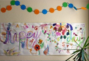 Happy mother's day themed bulletin board ideas for kindergarten