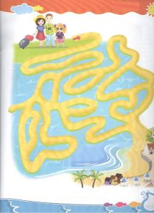 Kindergarten Free Printable Mazes