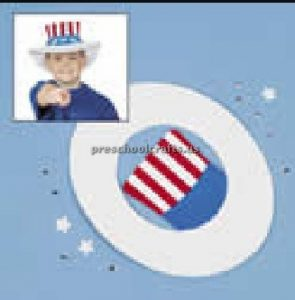 Memorial Day Craft Ideas for Preschool - hat craft ideas