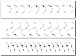 free printable tracing worksheet for preschooler