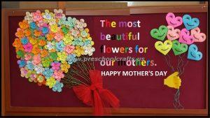 happy mothers day bulletin board ideas