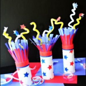 kindergarten memorial day craft ideas
