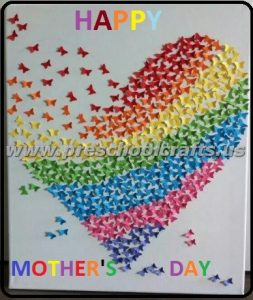mother's day demonstration ideas