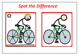 spot the difference worksheet free printable