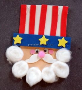 uncle sam craft ideas for memorial day