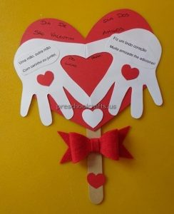 Fathers Day Craft Idea for Preschool and Kindergarten