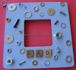 Father's Day Craft Ideas for Preschool and Kindergarten