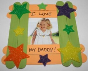Fathers Day Craft Ideas for Preschool and Kindergarten