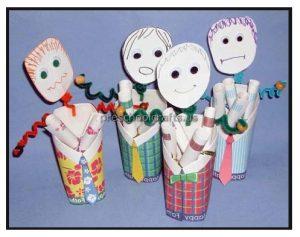 Happy Fathers Day Craft Ideas - Preschool and Kindergarten