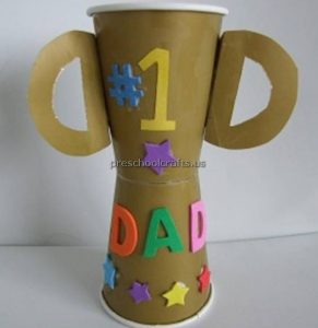 Happy Father's Day Craft Ideas for Preschool