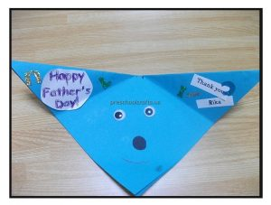 Happy Father's Day Craft Ideas for Preschool and Kindergarten
