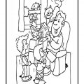 happy fathers day coloring pages for preschool - printable