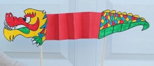 Chinese national day craft for preschool