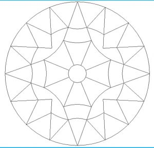 Free Printable Mandala Coloring Pages for Kindergartners