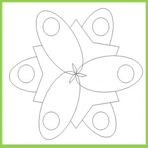 Mandala Coloring Pages for Kids - Free