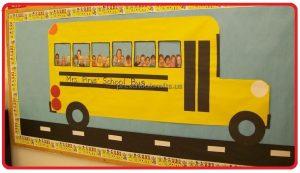 back to school bulletin board ideas for preschool