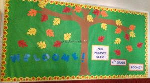 back to school bulletin board ideas for primary school