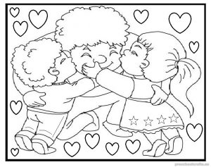 fathers day coloring pages for kindergartner