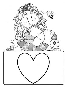 happy mothers day coloring pages for preschool
