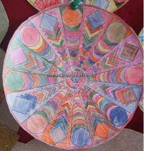 Easy Mandala Art Activities for 1'st grade