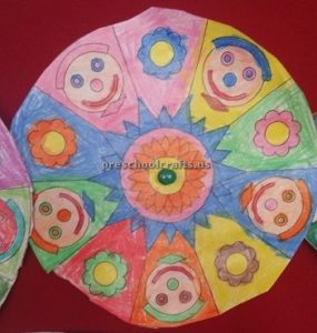 Easy Mandala Art Activities for Preschooler