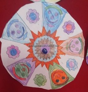 Easy Mandala Art Activities for Preschoolers