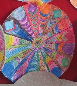 Easy Mandala Art Actvities for kids