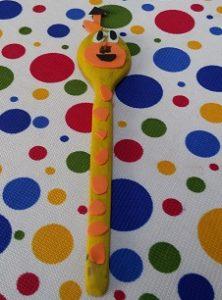 Giraffe craft ideas for preschooler and kindergarten