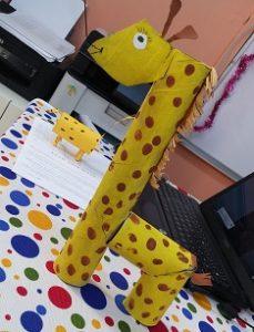 Giraffe craft ideas for preschoolers and kindergartners