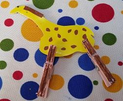 Giraffe craft ideas for preschoolers