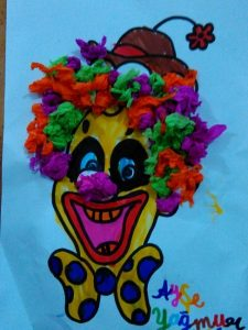 funny-clown-craft-idea-for-kids