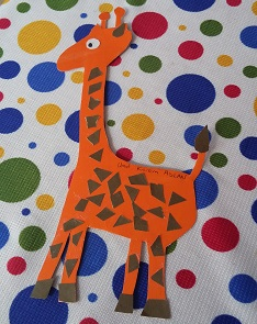 funny giraffe craft ideas for preschool