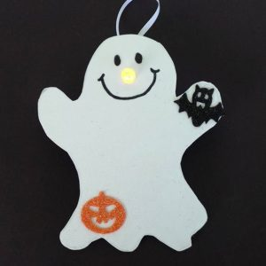 ghost preschool craft ideas for halloween